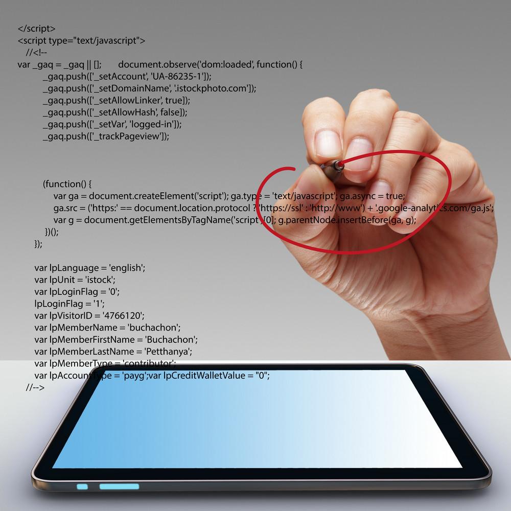 Hand Write A Html Source Code