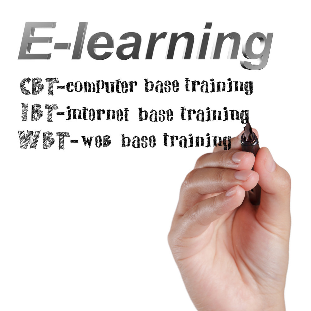 Hand Writing A E-learning