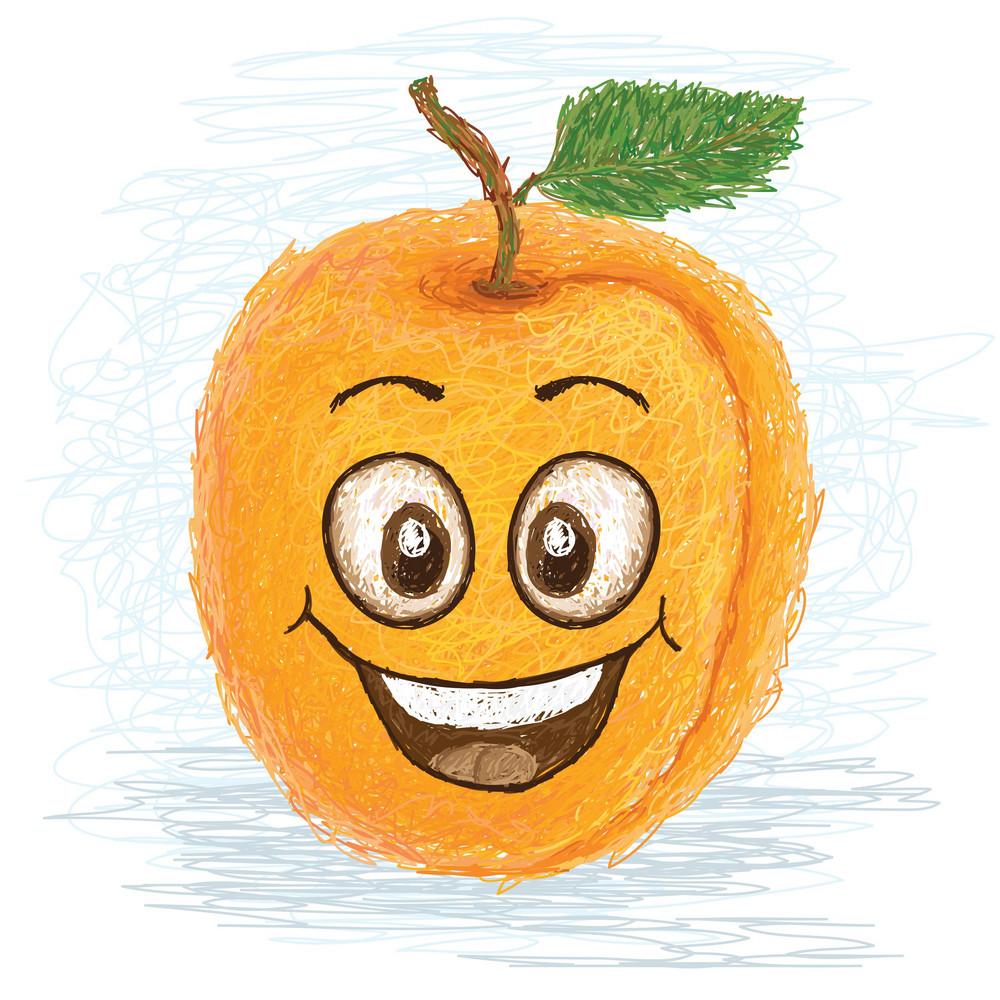Happy Apricot