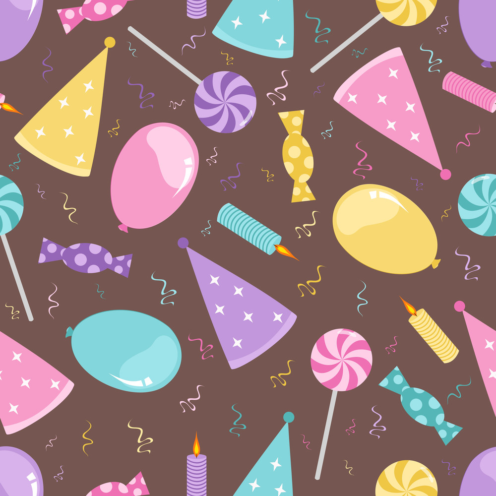 Happy Birthday Background