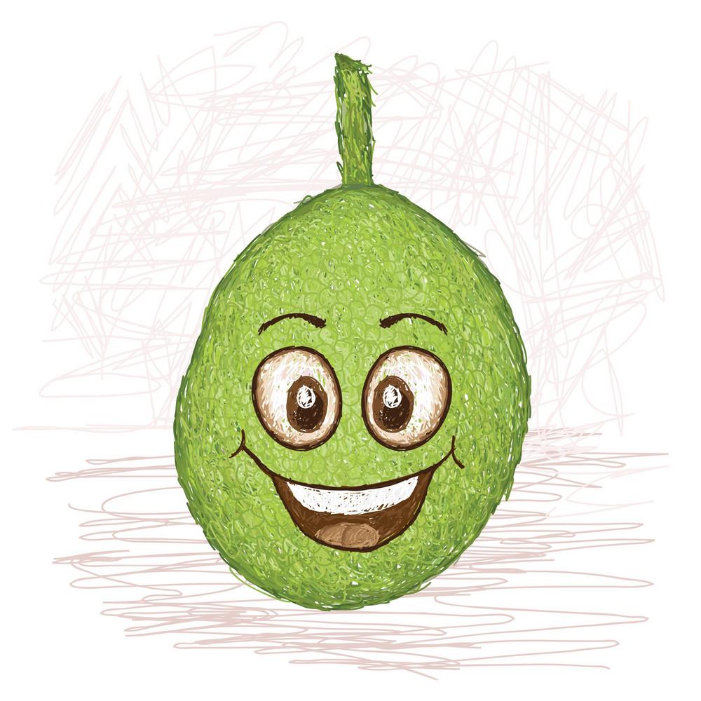 Happy Breadfruit