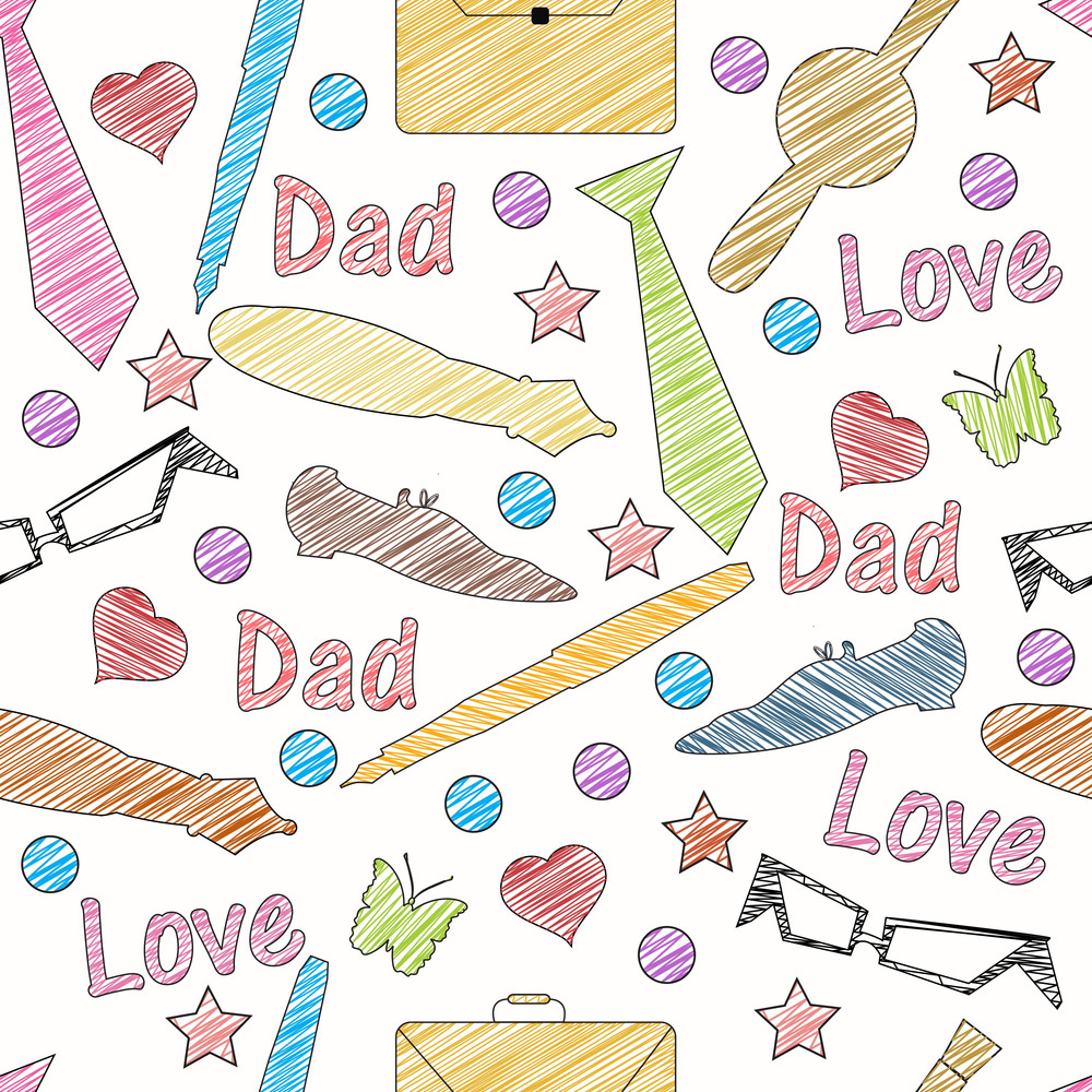 Happy Fathers Day Background