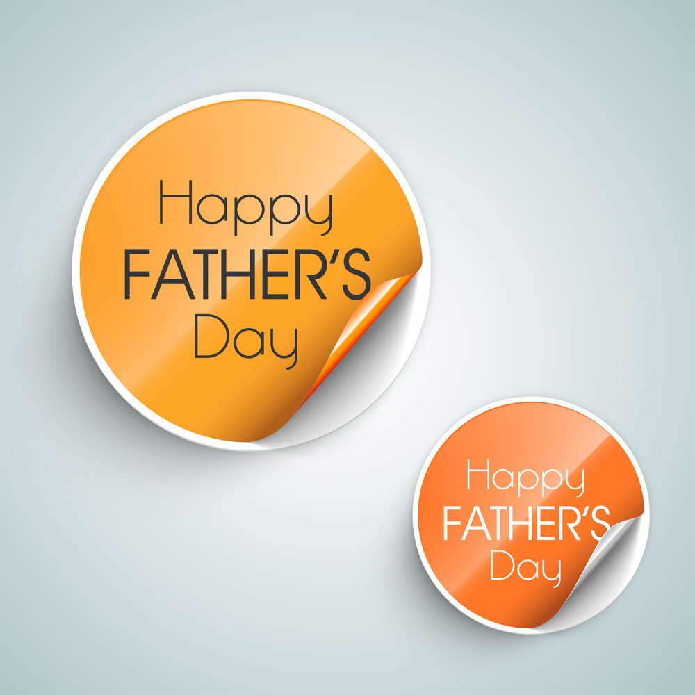 Happy fathers day greeting card or background royalty free stock happy fathers day greeting card or background m4hsunfo