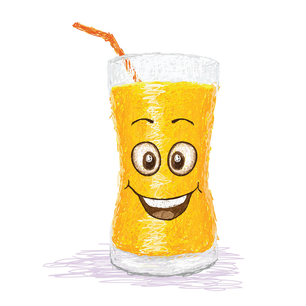 Happy Orange Juice