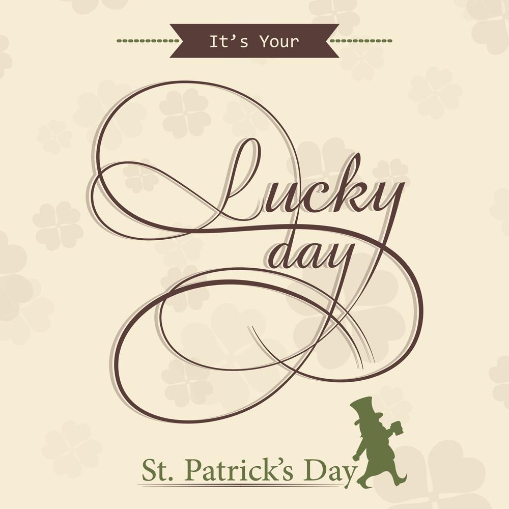 Happy St. Patrciks Day Celebrations Flyer
