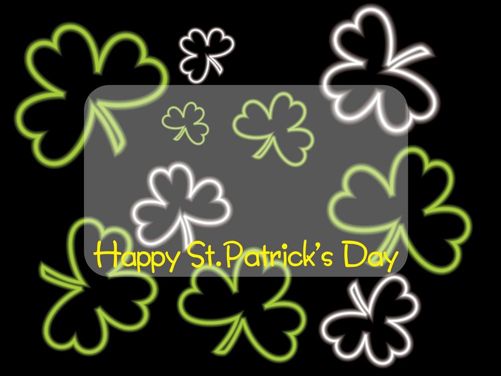 Happy St Patrick Day Background