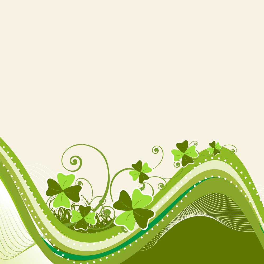 Happy St. Patricks Day Celebration Flyer