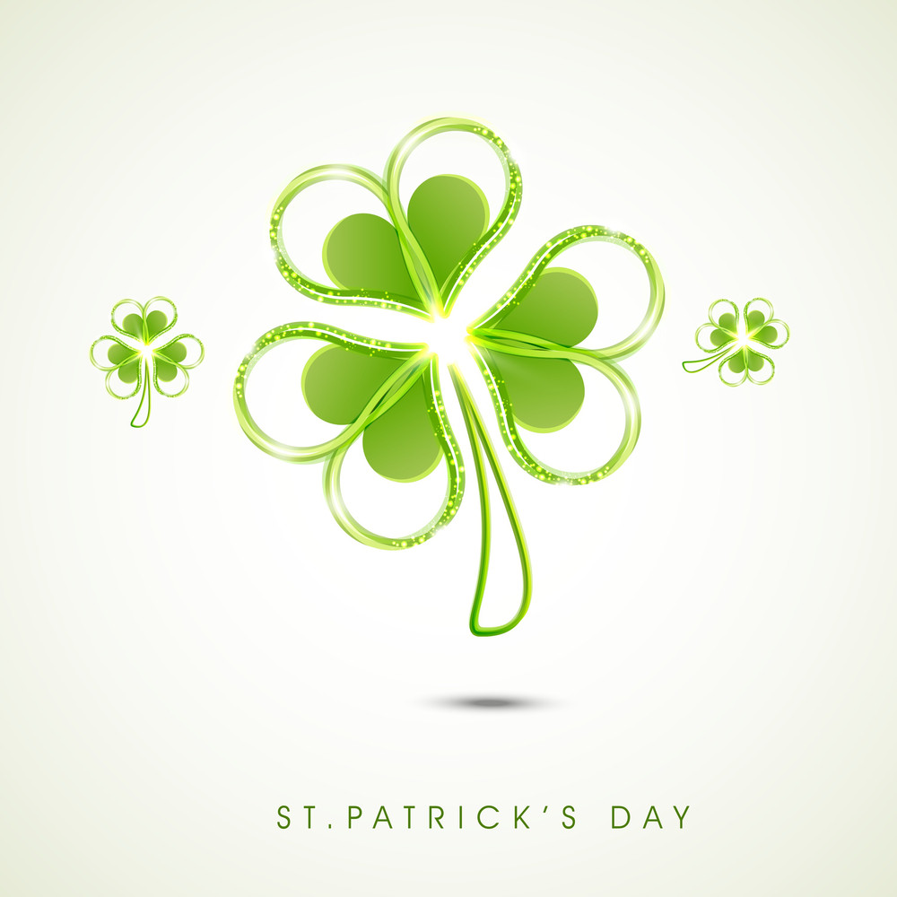 Happy St. Patricks Day Celebration Poster