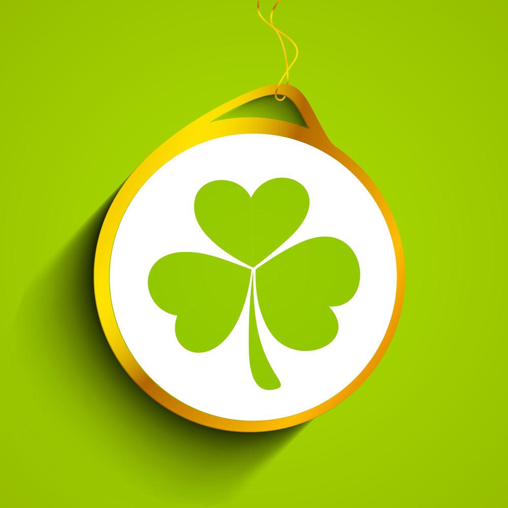 Happy St. Patricks Day Sticker