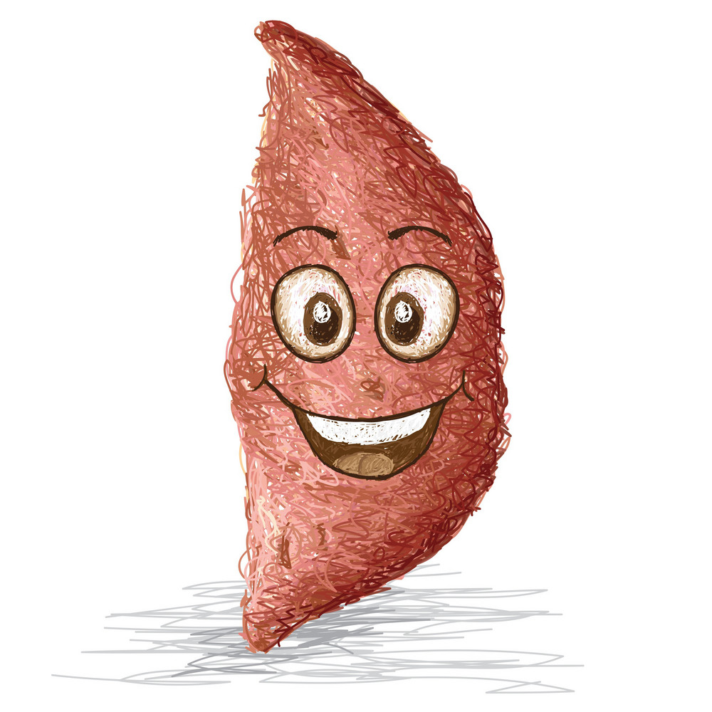 Happy Sweet Potato