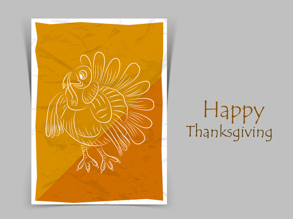 Happy Thanksgiving Day Tag