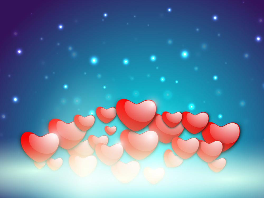 Happy Valentines Day Love Background