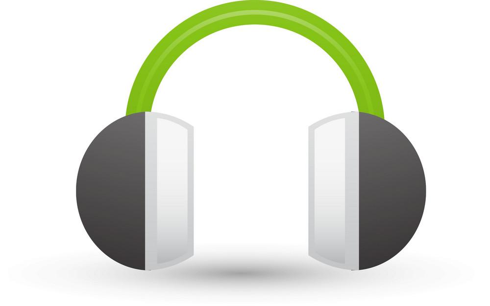 Headphone Lite Media Icon