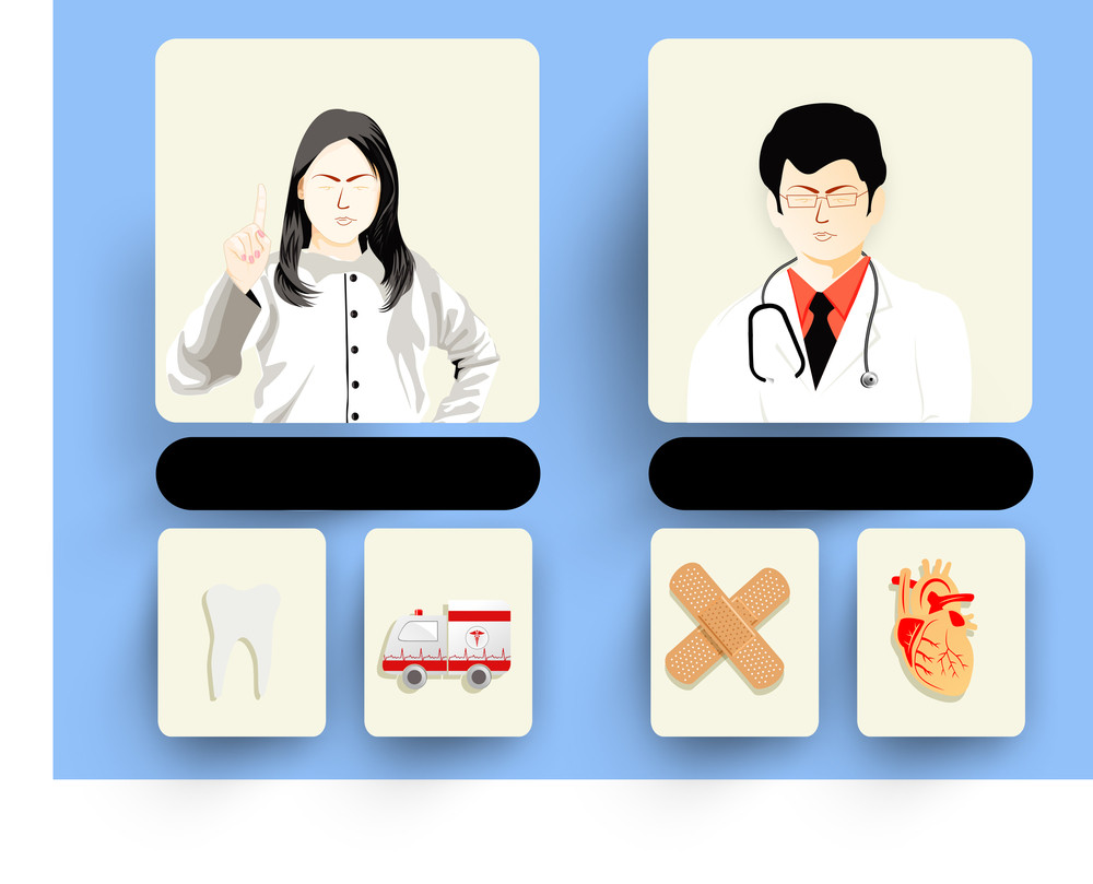Health & Medical Sticker