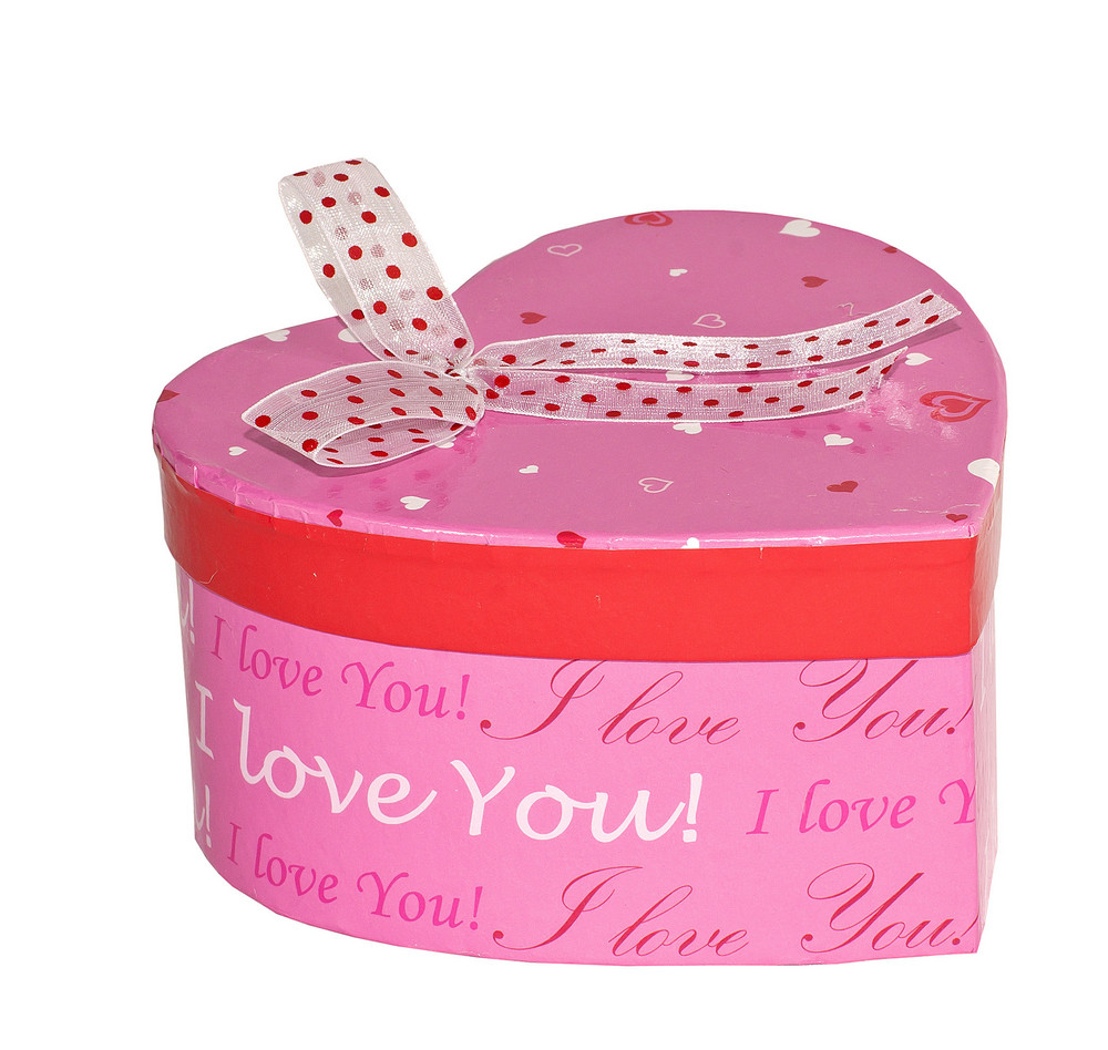 Heart Shaped Gift Box