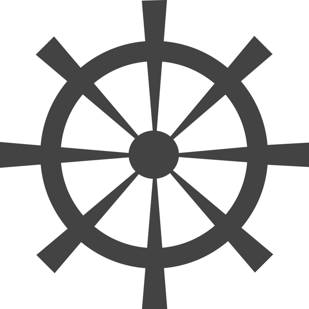 Helm Glyph Icon