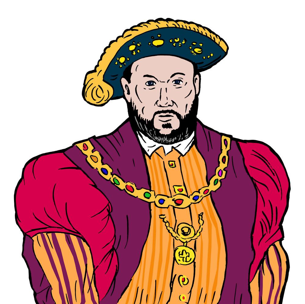 Henry Viii Front