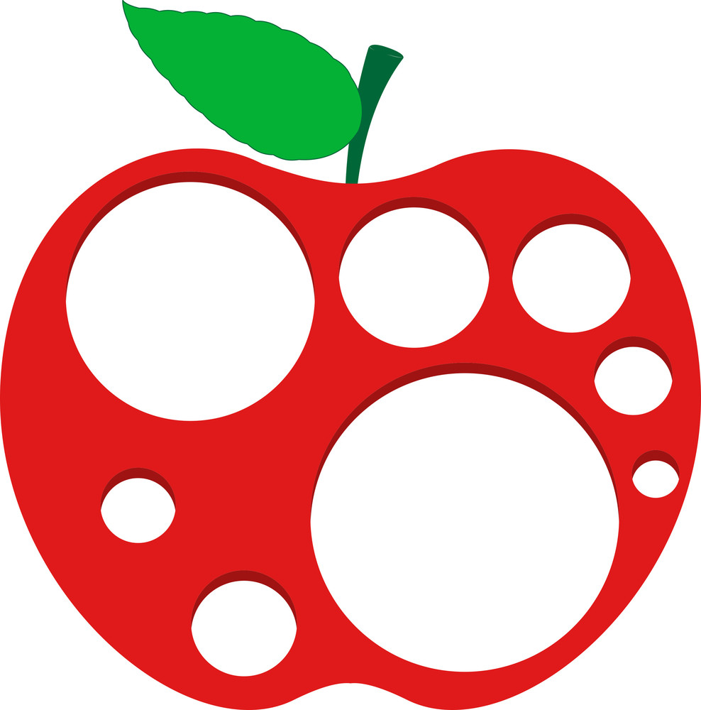 Holes In Apple
