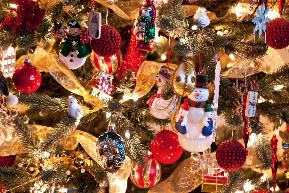 Holiday Decor Tree