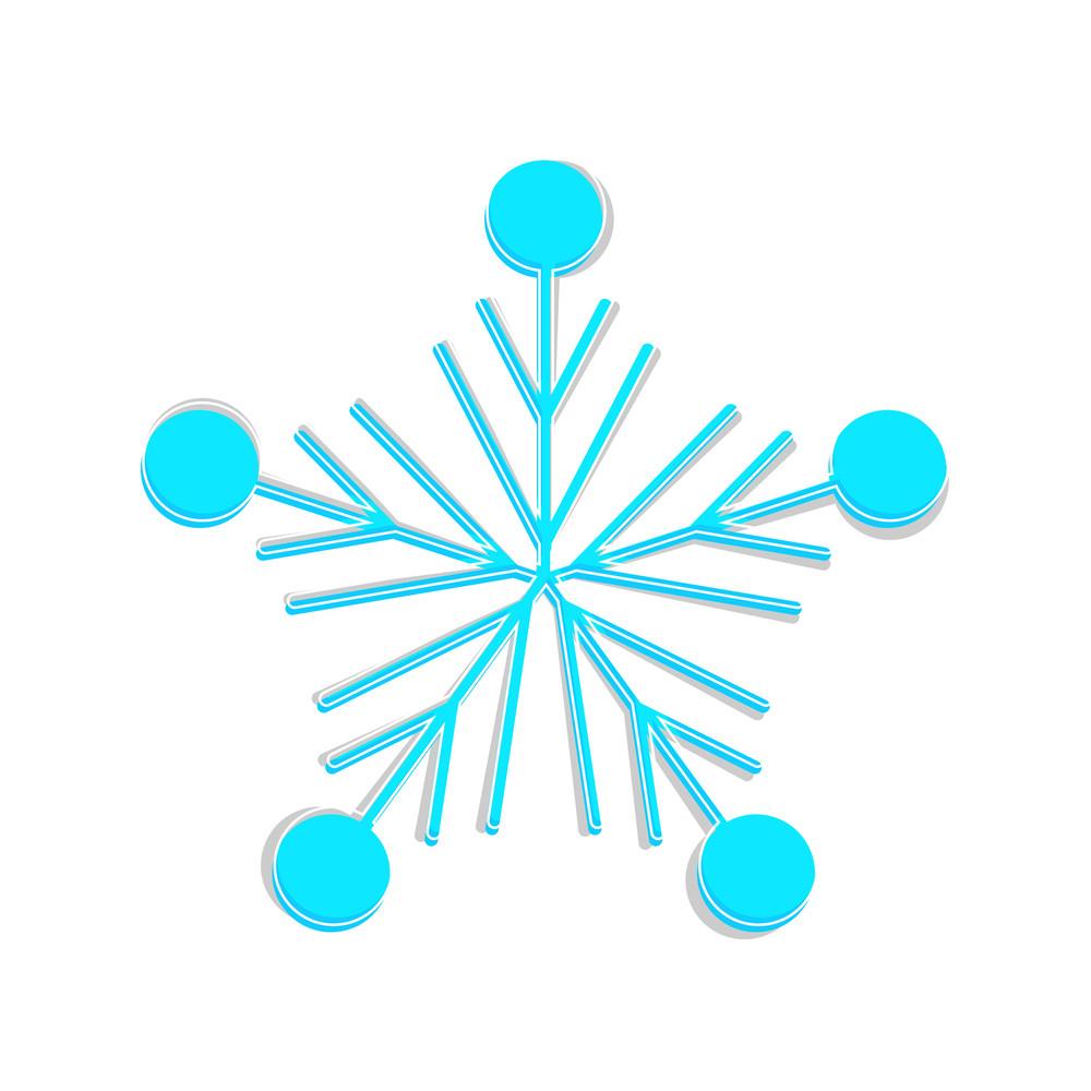 Holiday Snowflake