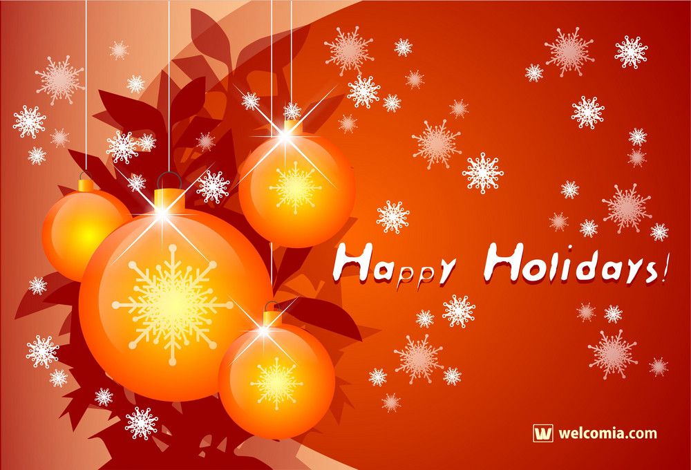 Holiday Vector Design