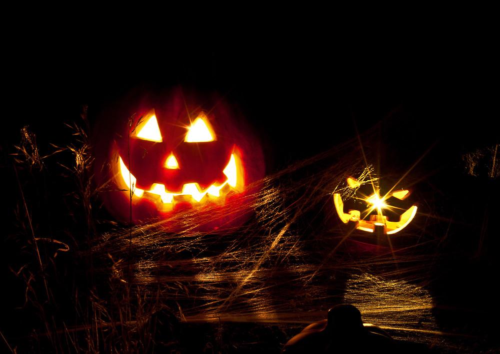 Holidays Carved Pumpkins