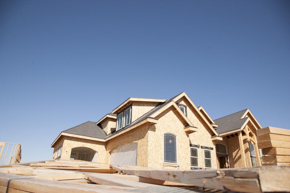 Home construction views