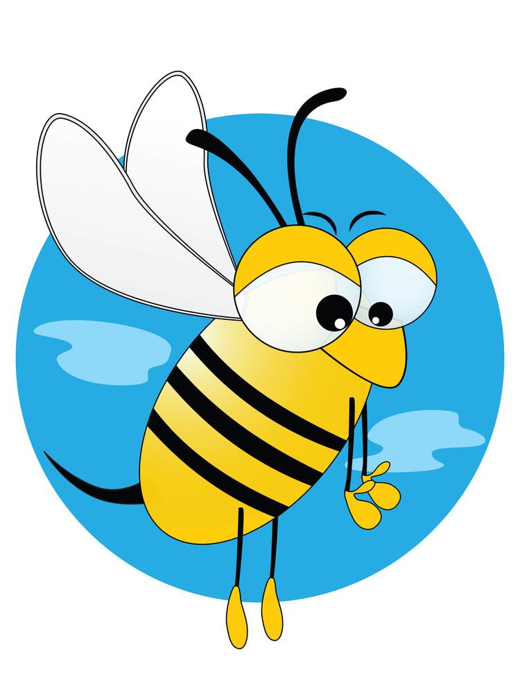 Honeybee Illustration