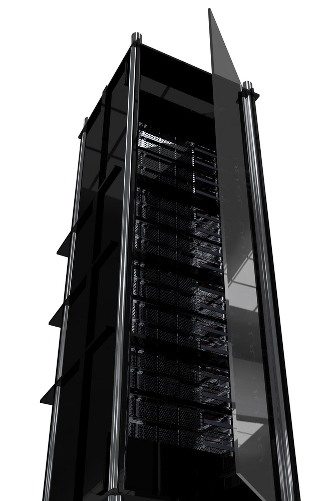 Hosting Tower - Hosting Rack
