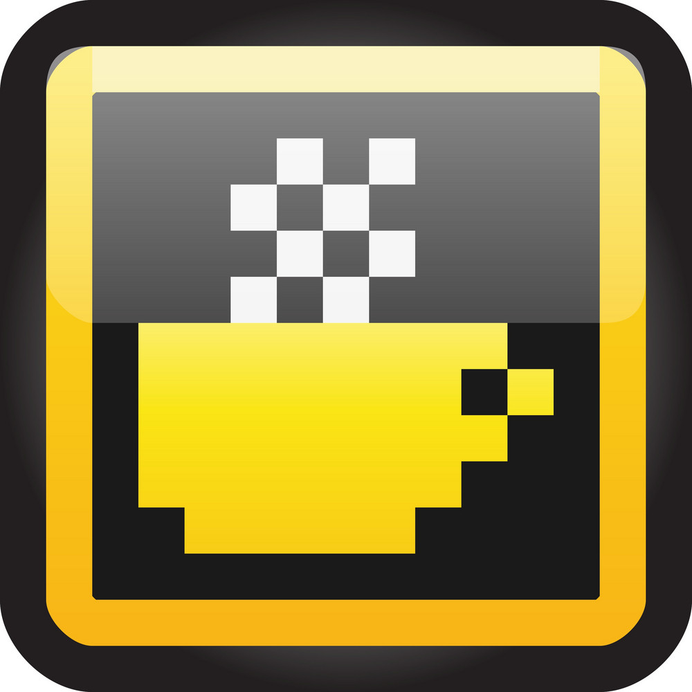 Hot Coffee Tiny App Icon