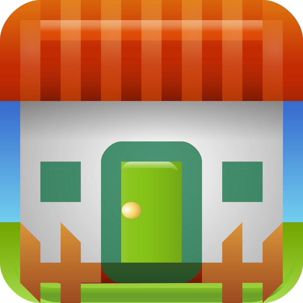 House Tiny App Icon