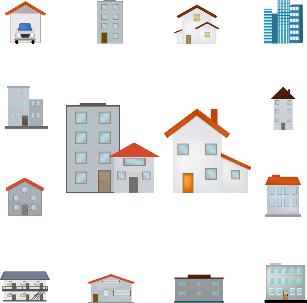 Houses And Buildings