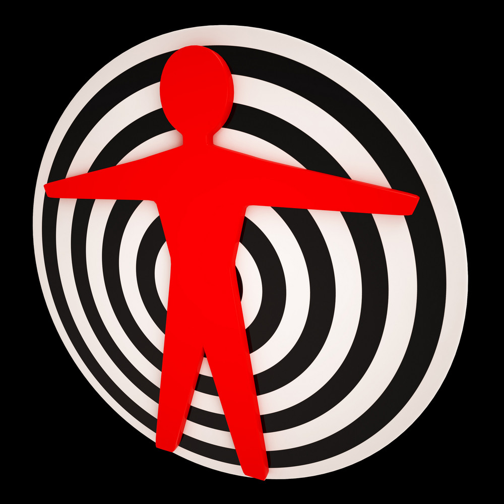 Human Target Shows Focus Precise Perfection
