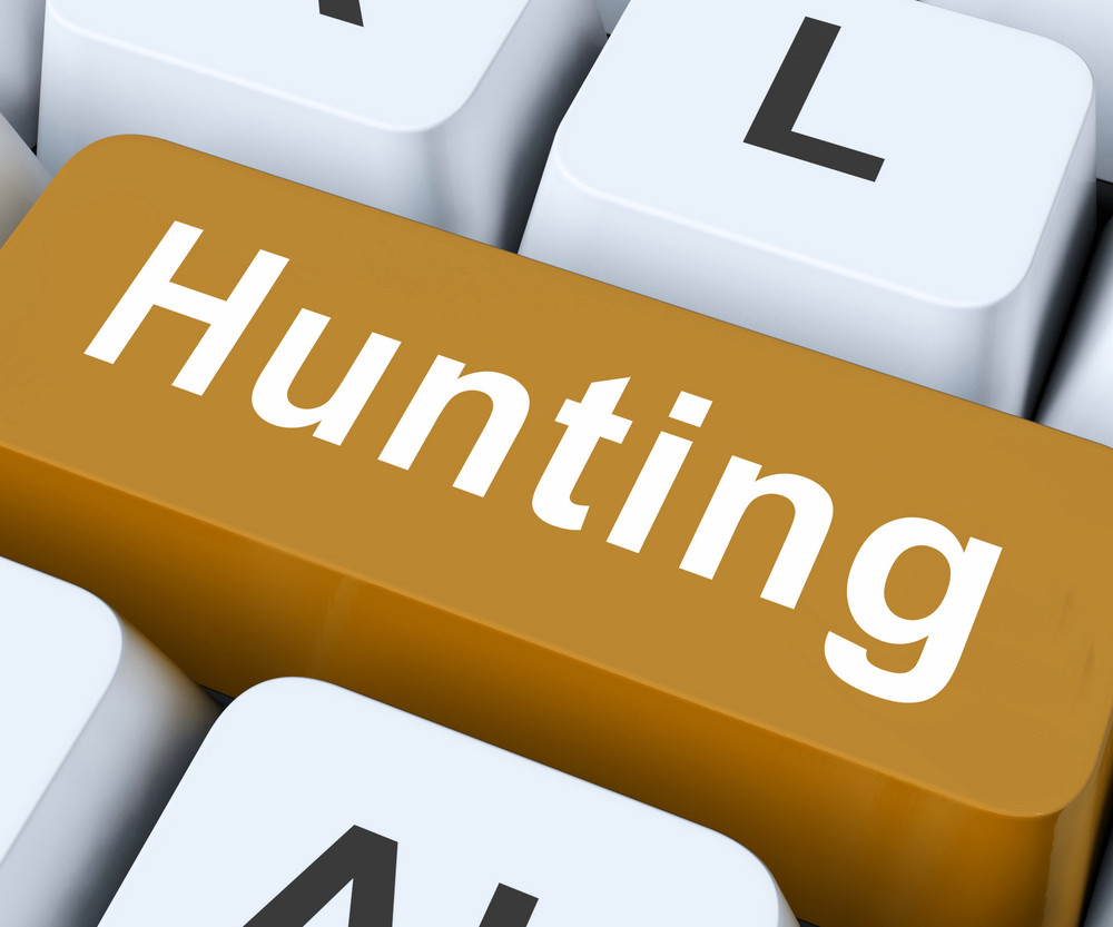 Hunting Key Means Exploration Or Searching