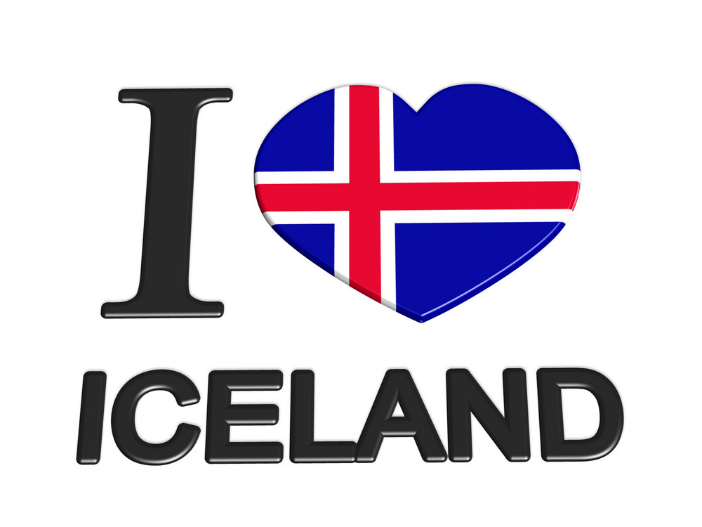 I Love Iceland