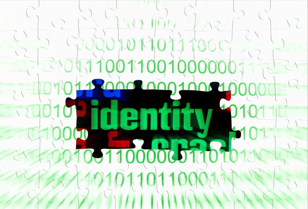 Identity Puzzle Concept