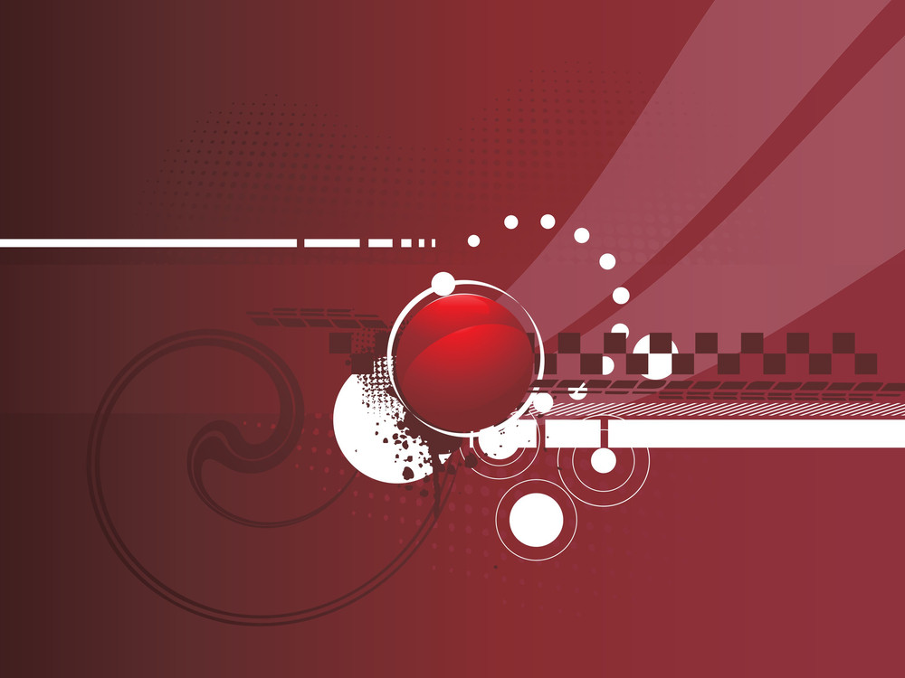 Illustraction Of Abstract Background