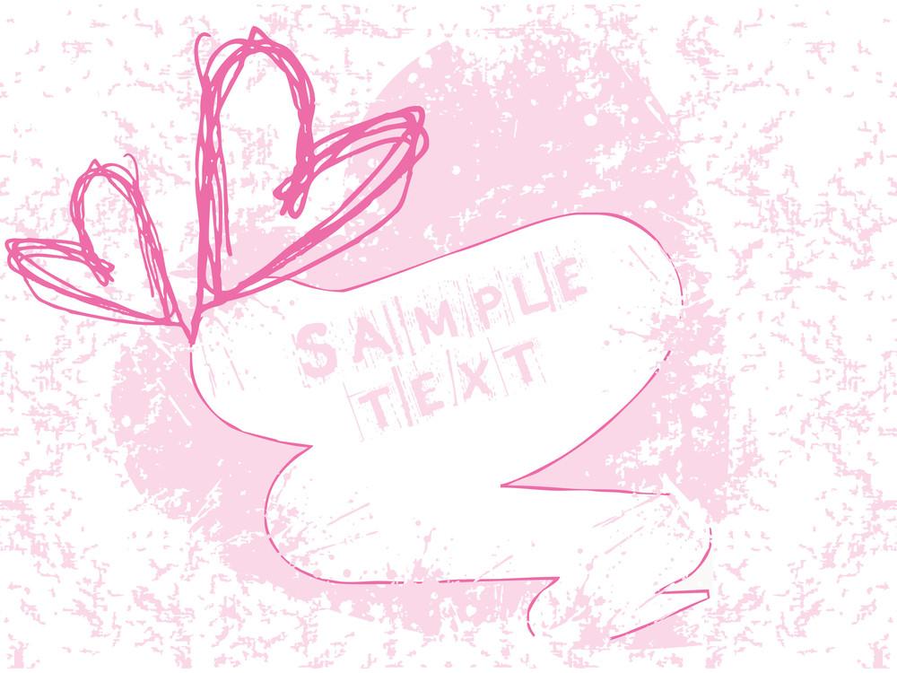 Illustration Design Grunge Background