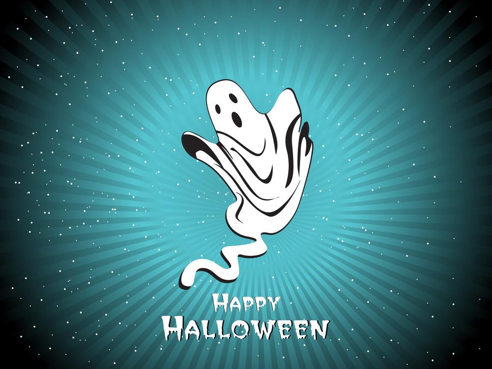 Illustration For Halloween Day