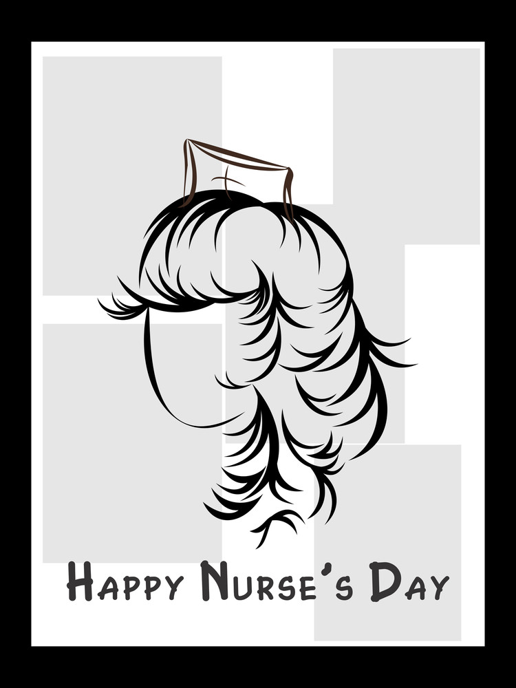 Illustration For Happy Nurse's Day