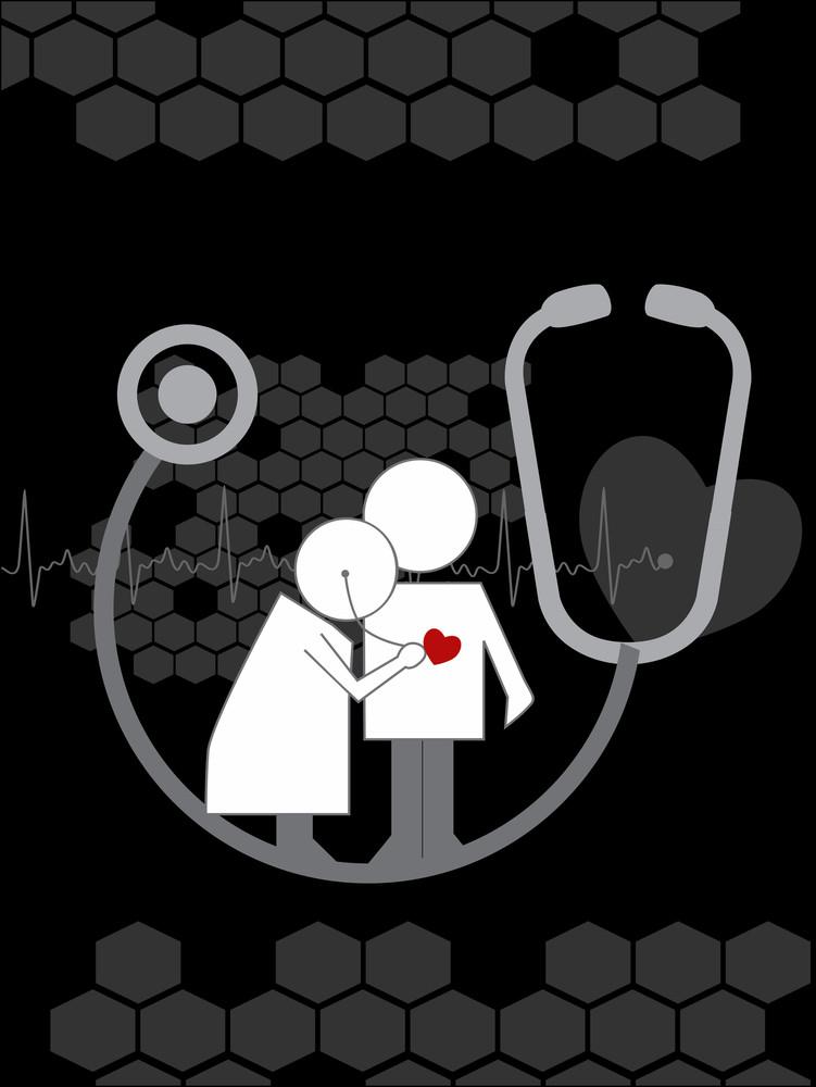 Illustration For Happy Nurse's Day