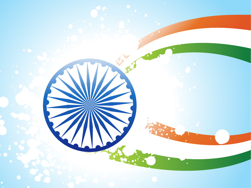 Illustration For India Republic Day