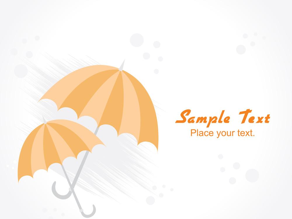 Illustration For Rainy Day
