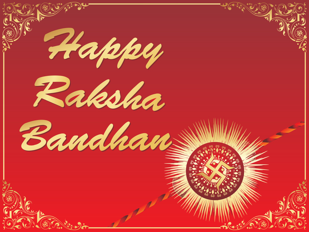 Illustration For Raksha Bandhan