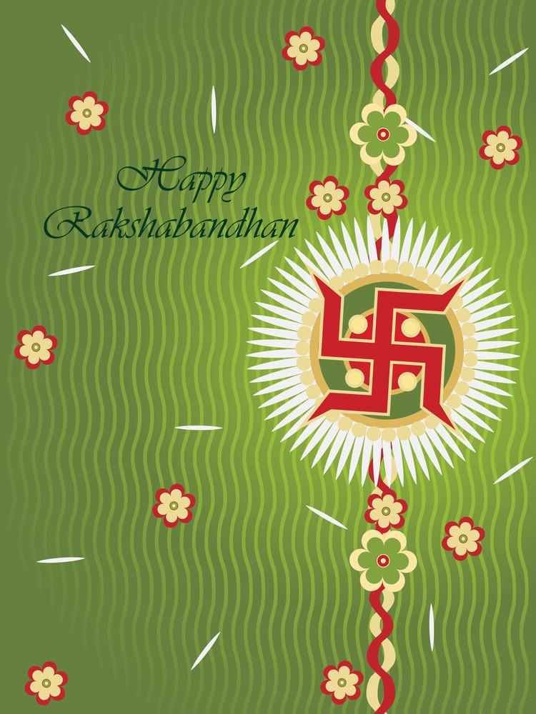 Illustration For Rakshabandhan Celebration