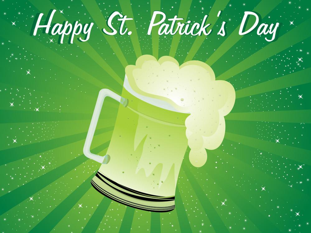 Illustration For St Patrick Day