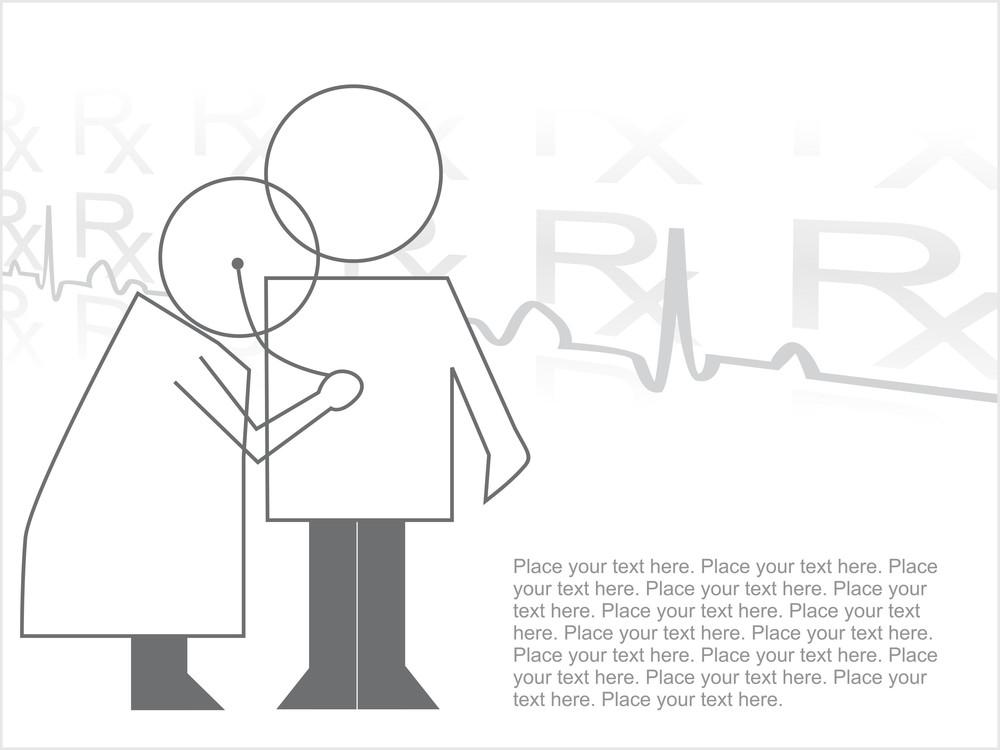 Illustration Medical Background