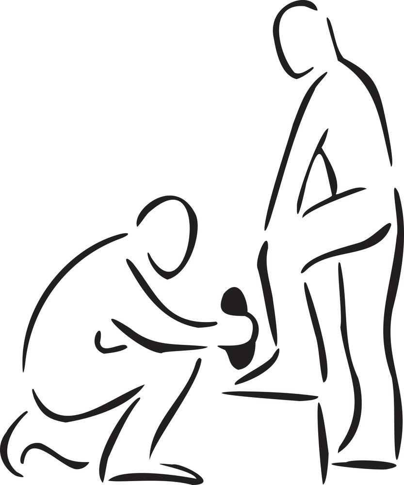 Illustration Of A Cobbler.