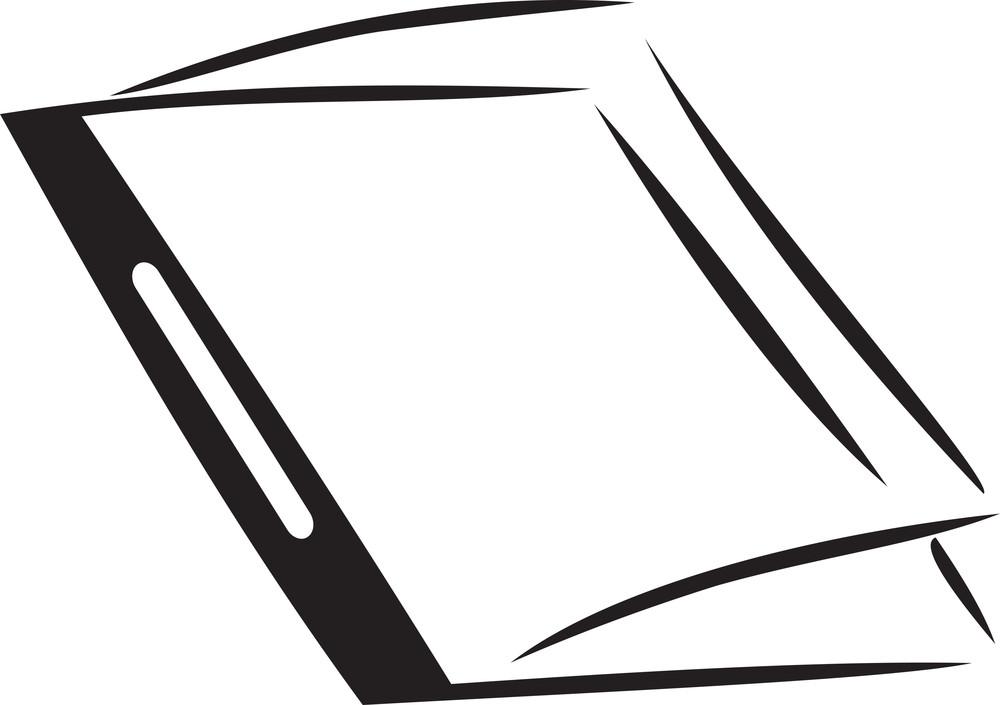 Illustration Of A File.