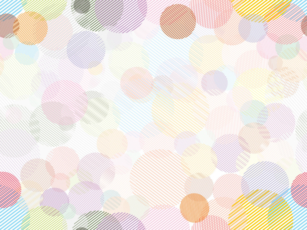 Illustration Of Abstract Pattern Background